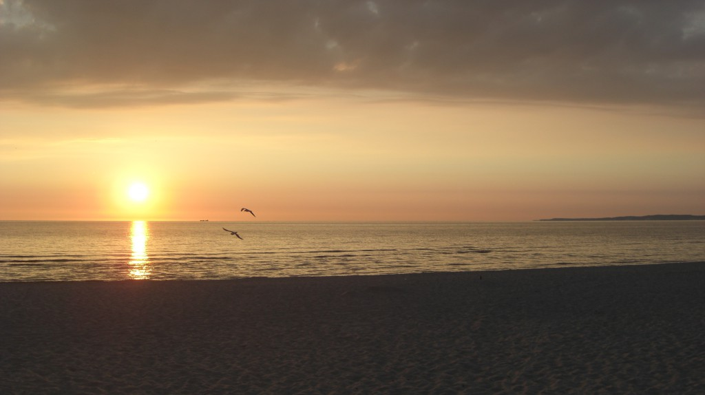 strand_morgens